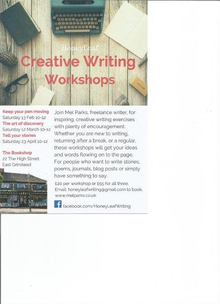 Creative writing retreats uk
